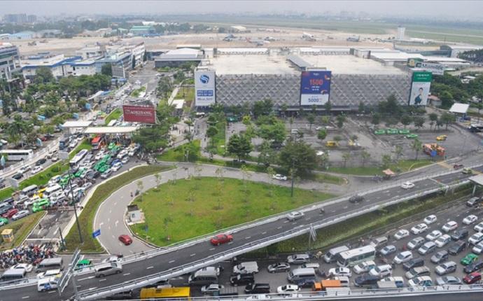 Để thực hiện mở rộng sân bay Tân Sơn Nhất sẽ cần khoảng 25.000 tỷ đồng
