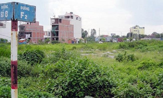 Biên độ tăng giá của đất nền, nhà phố, biệt thự tại Tp.HCM rơi vào trạng thái bão hòa.