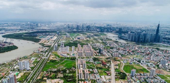 Khu đô thị sáng tạo phía Đông được đặt vấn đề xây dựng từ đầu năm nay, nhằm kết nối 3 quận phía Đông thành một hệ sinh thái.
