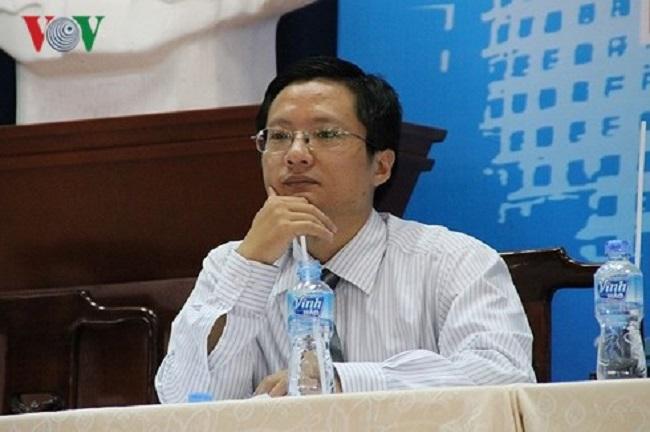 Luật sư Trương Anh Tuấn