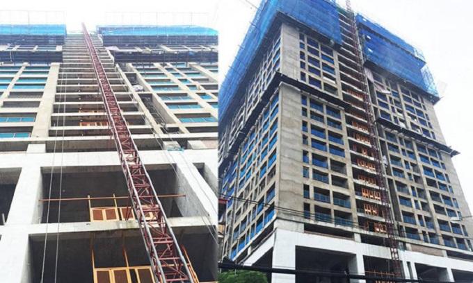Luật pháp yêu cầu chủ đầu tư phải được ngân hàng cấp bảo lãnh cho dự án mới được bán sản phẩm nhà ở hình thành trong tương lai.