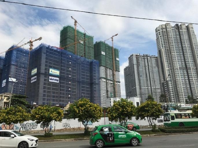 Các dự án chung cư bình dân ngày càng có vị trí cách xa trung tâm thành phố.