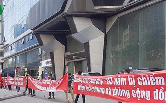 Hàng trăm tòa nhà chung cư ở Hà Nội có tranh chấp về quỹ bảo trì
