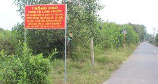 Địa ốc Alibaba vẫn rao bán đất nền rầm rộ mặc dù không được cấp phép