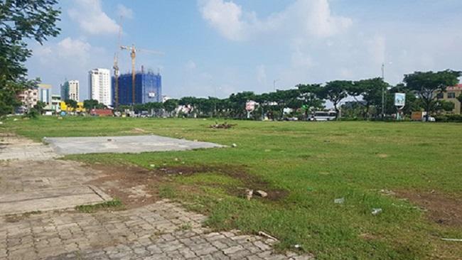 Lô đất mặt tiền đường Võ Văn Kiệt vừa bị huỷ kết quả đấu giá
