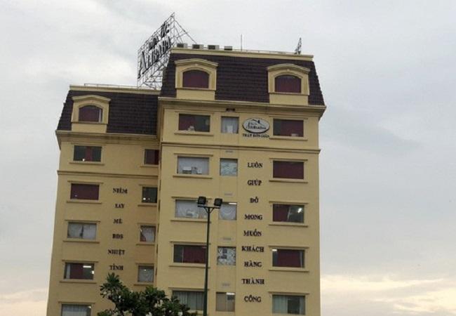 Công ty cổ phần địa ốc Alibaba có trụ sở quận Thủ Đức, TP HCM