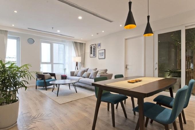 Lượng tiêu thụ căn hộ  giảm 7% so với quý trước và sụt 16% so với cùng kỳ năm 2017.