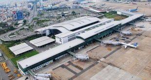Sân bay Tân Sơn Nhất có tổng diện tích đất theo quy hoạch điều chỉnh là 791 ha