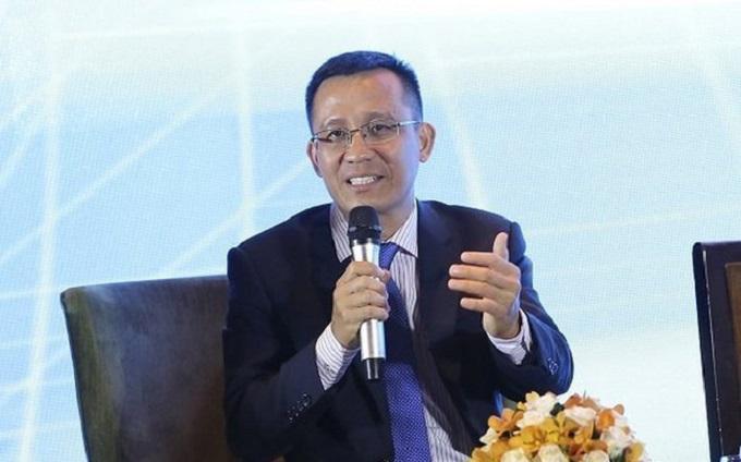chuyên gia kinh tế - TS Bùi Quang Tín, CEO trường Doanh nhân BizLight