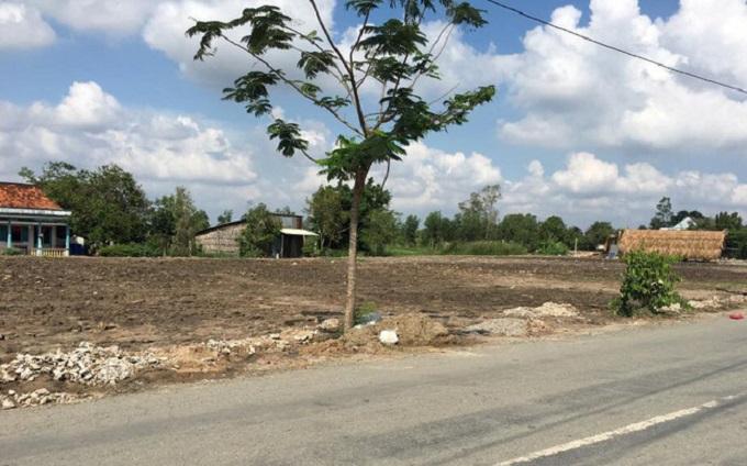 Dự án Trị Yên Riverside có tên chính xác là Dự án Khu dân cư liên xã Phước Hậu - Long Thượng.
