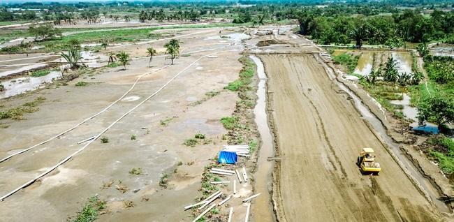 Được biết, tổng diện tích đất cần thu hồi cho toàn bộ dự án Sân bay Long Thành là hơn 5.364 ha