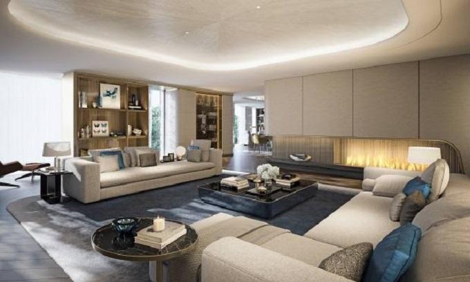 Loại hình branded residence hấp dẫn bởi tính gia tăng giá trị thương hiệu và nâng cao trải nghiệm cho chủ sở hữu.