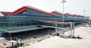 Cảng hàng không quốc tế Vân Đồn được triển khai theo hình thức BOT và là sân bay tư nhân đầu tiên trong toàn quốc do Sungroup làm chủ đầu tư.