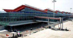 Dự án sân bay quốc tế Vân Đồn đã được thi công hoàn thành