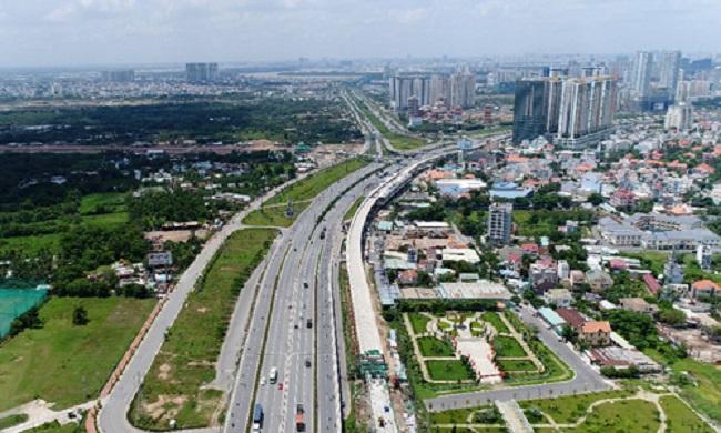 Khu Đông TP HCM, tâm điểm của cơn sốt đất mới tại Sài Gòn năm 2018.