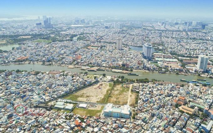 Dự án Charmington Iris 76 Tôn Thất Thuyết, Phường 16, Quận 4, Quận 4 Hồ Chí Minh