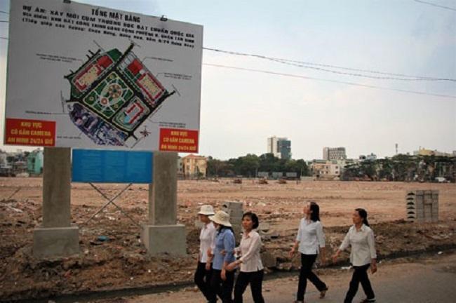 Khu đất vườn rau Tân Bình sẽ được xây dựng cụm trường học đạt chuẩn quốc gia