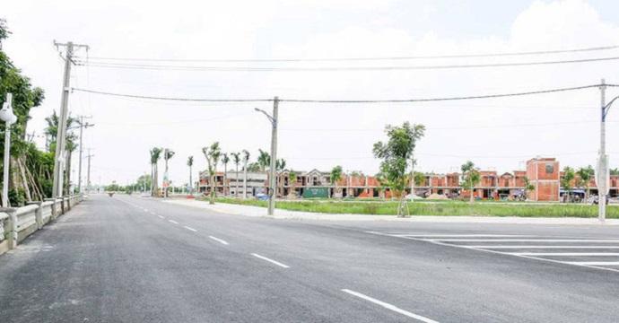 Long An vẫn là thị trường yêu thích của giới đầu tư đất nền, nhà phố trong năm 2019.