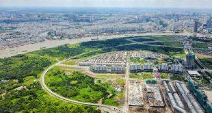 Chia sẻ 28 Các lô đất Rl, R2, R3, R4 và R5 trong khu 38,4 ha phường Bình Khánh, quận 2, TP HCM