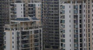 Các căn hộ tại trung tâm TP Thâm Quyến. Theo GS Gan Li, có tới hơn 50 triệu ngôi nhà bỏ không ở Trung Quốc