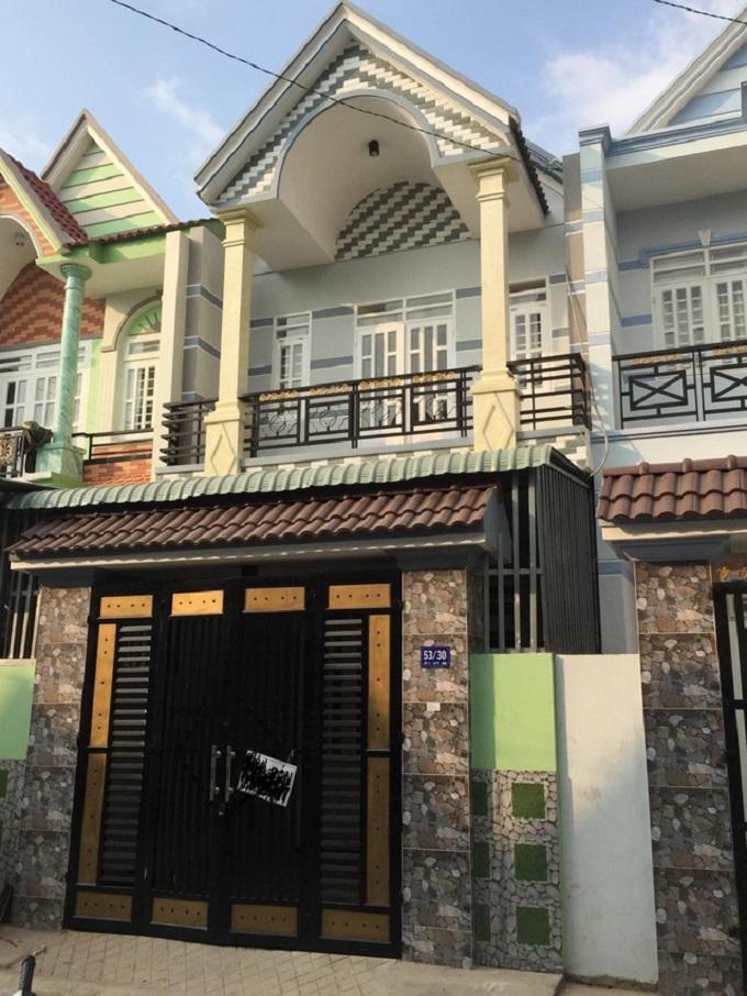 Trung bình một năm giá nhà riêng ven Sài Gòn tăng giá ít nhất từ 20-30%