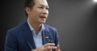 Ông Phạm Thanh Hưng, phó chủ tịch Bất động sản thế kỷ (Cenland)
