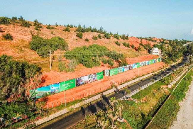 Dự án NovaHill tại khu du lịch Mũi Né, Phan Thiết.