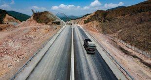 Dự án Cao tốc Vân Đồn - Móng Cái có tổng vốn đầu tư 11.195 tỷ đồng.