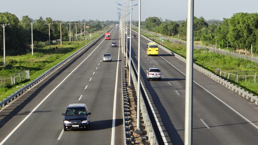 Đề xuất đầu tư 7.075 tỷ đồng xây tuyến vành đai 4 Tp.HCM đoạn Bến Lức - Hiệp Phước