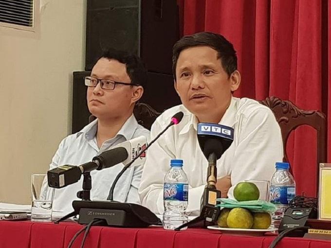 Ông Nguyễn Trọng Ninh, Cục trưởng Cục Quản lý nhà và thị trường BĐS. Ảnh: Tiền Phong.