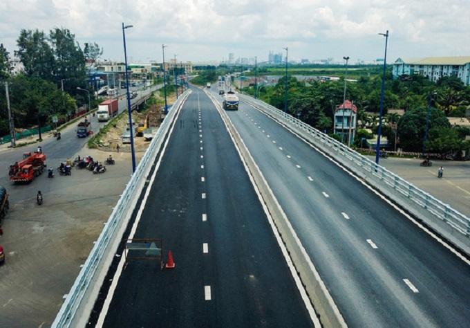 Tuyến đường cao tốc TP.HCM - Mộc Bài