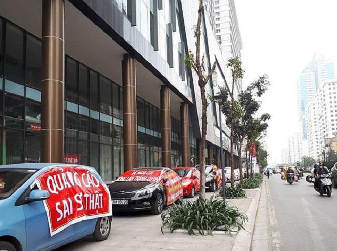 Thời gian gần đây, tranh chấp, mâu thuẫn về chỗ giữ xe ô tô tại các tòa nhà chung cư trên địa bàn Tp.HCM gia tăng