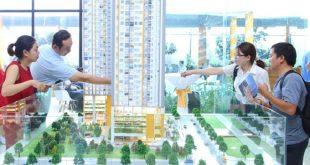 Những dự án căn hộ mức giá vừa túi tiền hút nhu cầu ở thực. Ảnh: Hạ Vy