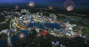 Nhiều dự án quy mô hàng tỷ USD đang được triển khai tại Vân Đồn