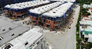 """110 biệt thự ở dự án Green Star Sky Garden xây """"lụi"""" khi chưa được giao đất"""