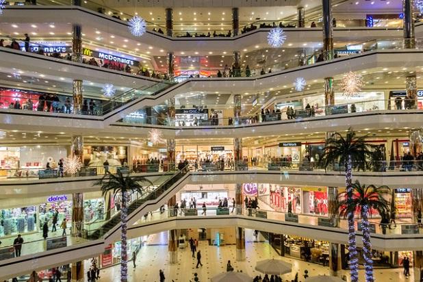 Trung tâm thương mại Lotte cao 6 tầng lớn nhất quận 8, tổng diện tích lên đến hơn 40.000 m2