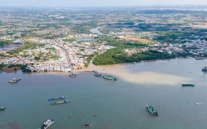 Dự án cầu Cát Lái nối quận 2 với huyện Nhơn Trạch (Đồng Nai) dự kiến sẽ được khởi công xây dựng vào cuối năm 2020.