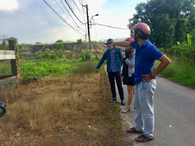 Theo ông Hùng, không phải có thông tin tương lai sẽ lên quận là giá đất ở các huyện đó sẽ tăng hay sốt ngay được, nên NĐT cần phải hết sức lưu ý
