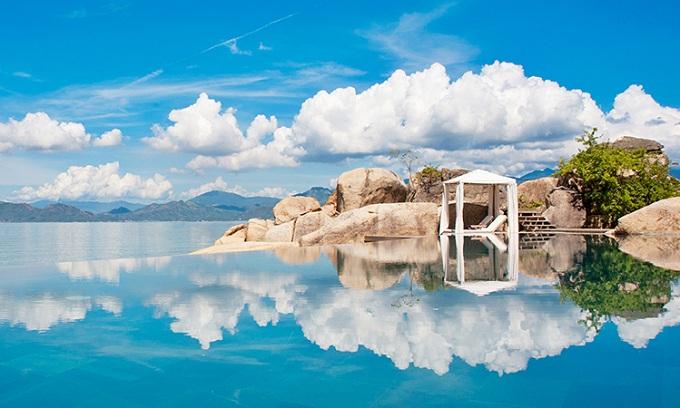 Các thiết kế gắn liền với thiên nhiên, tăng trải nghiệm cho du khách.