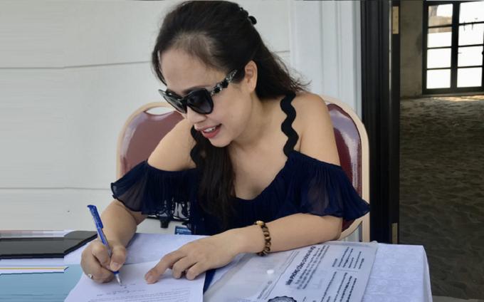 Chị Mai Thị Huyền Nga - Nhà đầu tư trăm tỷ trên thị trường bất động sản.