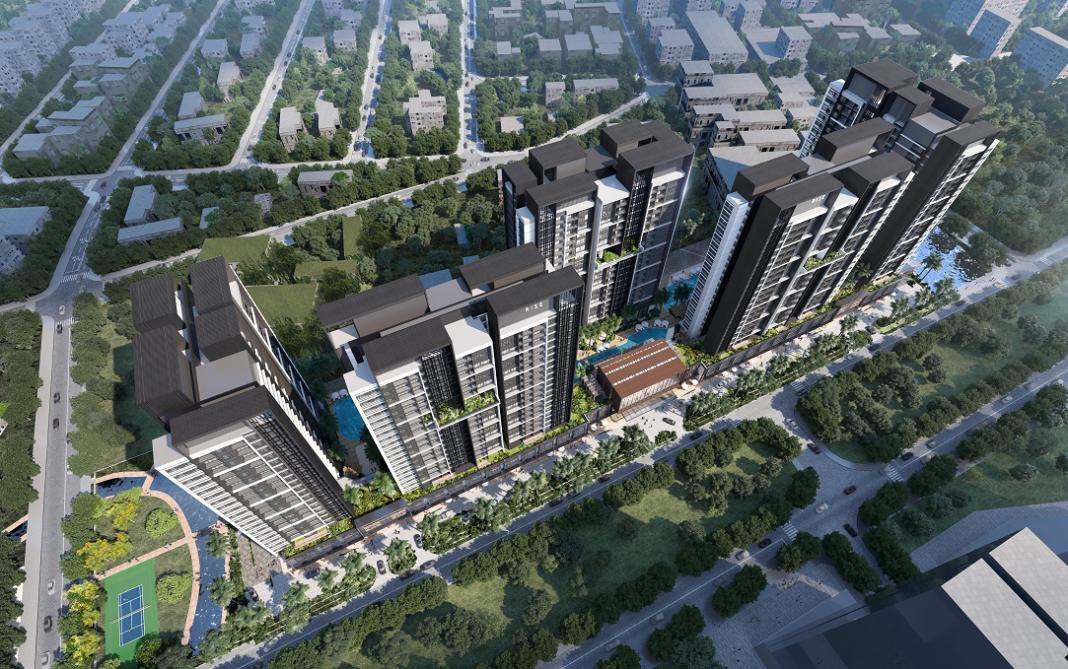 Phối cảnh dự án căn hộ Celesta Rise 2020