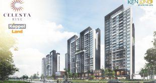 Phối cảnh dự án căn hộ Celesta Rise