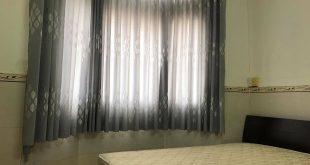 Gian phòng ngủ chung cư mặt tiền Lê Hồng Phong