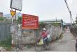 UBND xã Đông Thạnh, huyện Hóc Môn phải đóng biển cảnh báo dự án giả