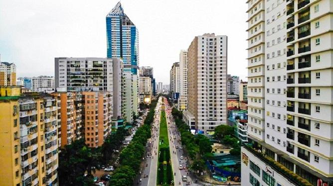 Theo đại diện Savills Hà Nội, trong quý, các chủ đầu tư trì hoãn tung bán dự án mới do tác động của yếu tố bất ổn. Ảnh: Thủy Tiên