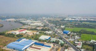 Cơ sở hạ tầng phát triển đang thúc đẩy sự phát triển của BĐS nhà ở tại vùng lân cận Tp.HCM