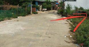 Mảnh đất được rao bán giá 3,2 tỷ đồng tại đường Võ Văn Hát (phường Long Trường, quận 9).